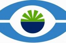 Gyengénlátók általános iskolája logó