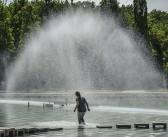 Harmadfokú hőségriasztás országszerte