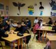 Tanítás a budapesti Heltai Gáspár Álatalános Iskolában, ahol Montessori Mária módszertana alapján tanítanak. Fotó: Ancsin Gábor / Képszerkesztőség