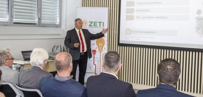 Energiahatékonysági konferencia Zuglóban