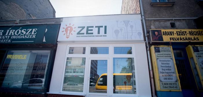 Az első energiahatékonysági tanácsadó iroda Zuglóban nyílt