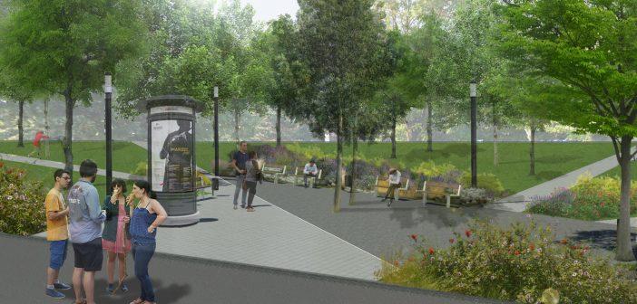 Kezdődik a Pillangó park megújítása