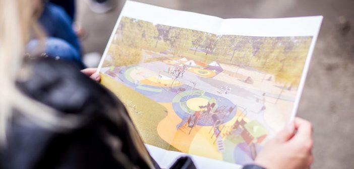 Módosult a Pillangó park terve
