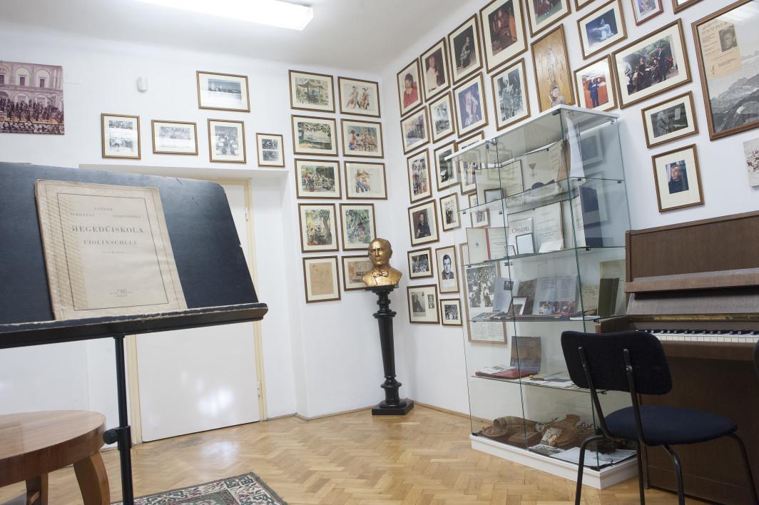 Centenáriumi emlékszoba Záborszky József tiszteletére