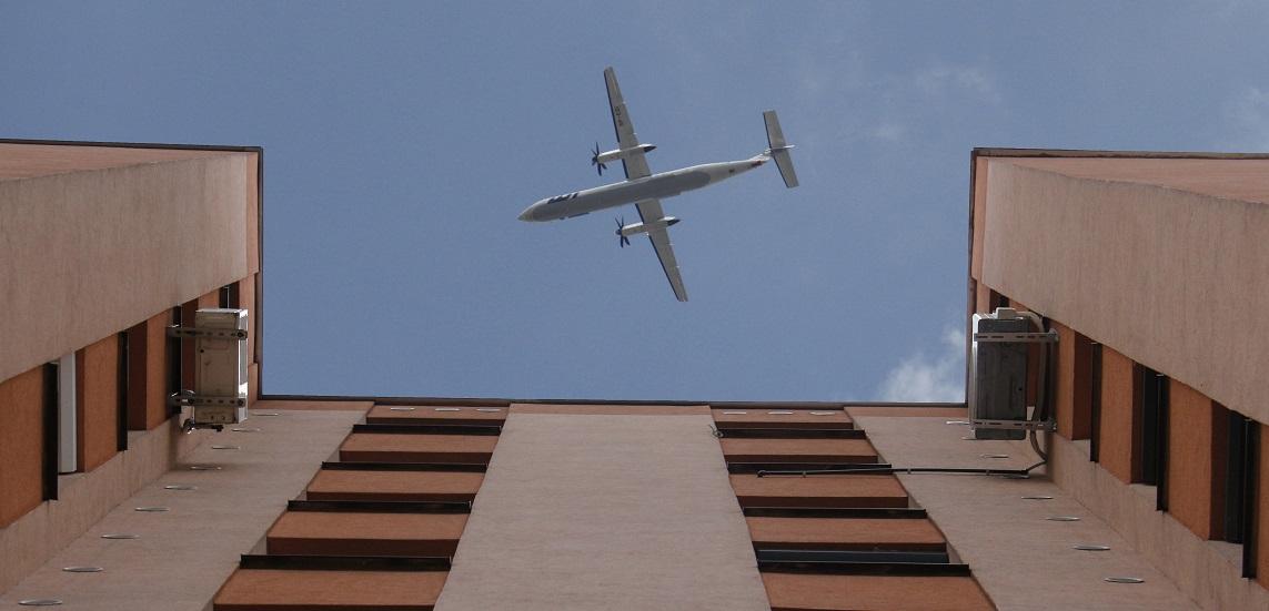 A megengedettnél alacsonyabb légtérzajt mértek Zuglóban