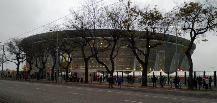 Zuglói segítséggel átadták a stadiont