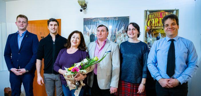 Zuglói cirkuszünneplés a Richter-családdal