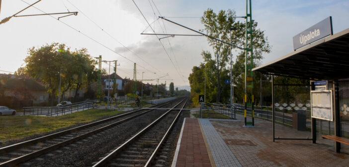 Vonattal Zuglóba