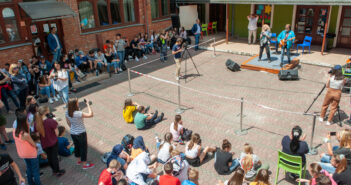 Csepregi - Végvári duó az Európa 2000 rendhagyó zeneóráján
