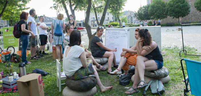 Közösségi Klímastratégia a MiZuglónk szervezésében