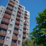 Családok Átmeneti Otthona épületfotó