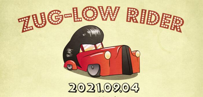 Zug-Low Rider plakát grafika