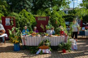 Kertbarátok találkozója 2021 - illusztráció