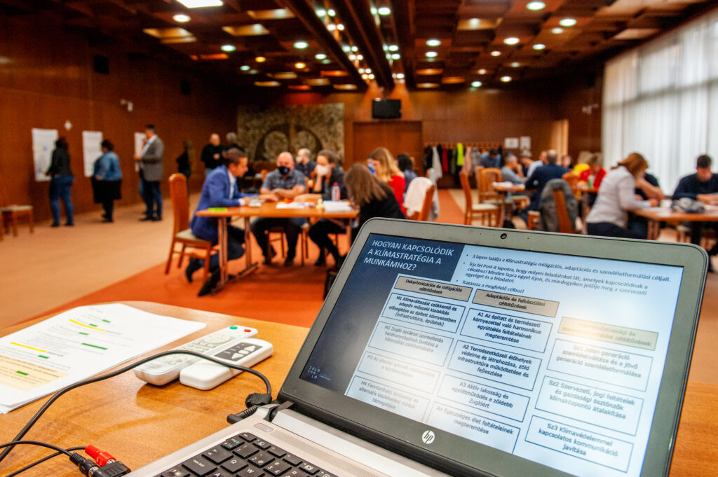 Klímastrartégia fórum