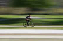 Kerékpáros suhanás