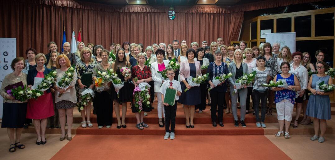 Zuglói Pedagógusnap díjazottak 2021. szeptember