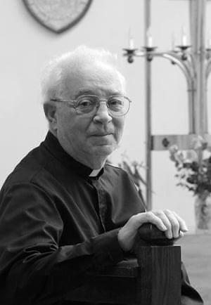 Hajnal György atya portré