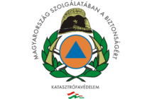 Katasztrófavédelem logo