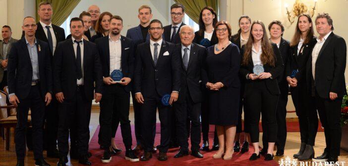 A főváros is gratulált a paralimpikonoknak