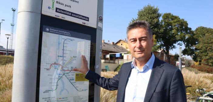 Horváth Csaba - Déli vasútfejlesztés